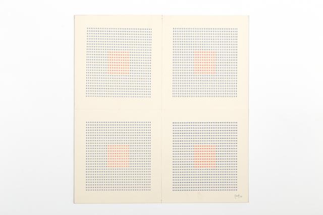 , 'Dattilocodice # 3 / Typecode # 3,' 1978, Tiziana Di Caro