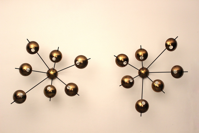 , 'Wall lamps,' 1955, NERO design gallery
