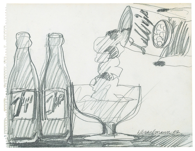 , 'Still Life with 7 Up,' 1962, Sims Reed Gallery