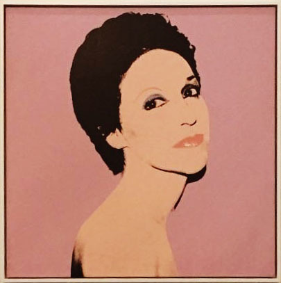Andy Warhol, 'Portrait of a Society Lady', ca. 1979, Robin Rile Fine Art