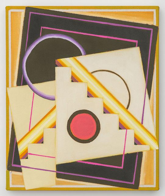 , 'No. 22 (Wichita Tropic),' 2017, Tempe Digital