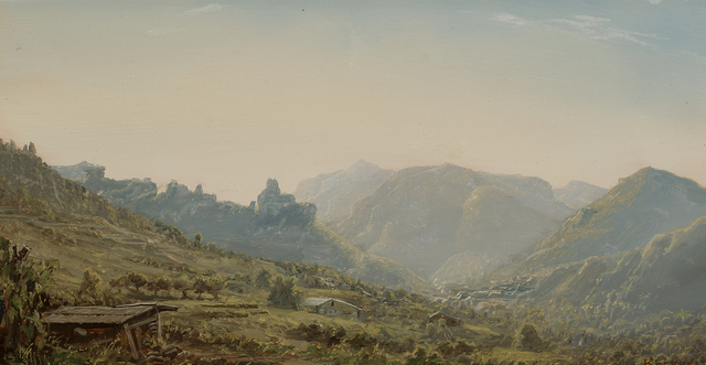 , 'Morning Light in the Tarn Valley, France,' 2013, Rehs Contemporary Galleries