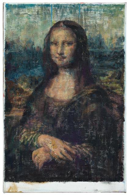 Jochen Plogsties, '4_13 (Mona Lisa)', 2013, kestnergesellschaft