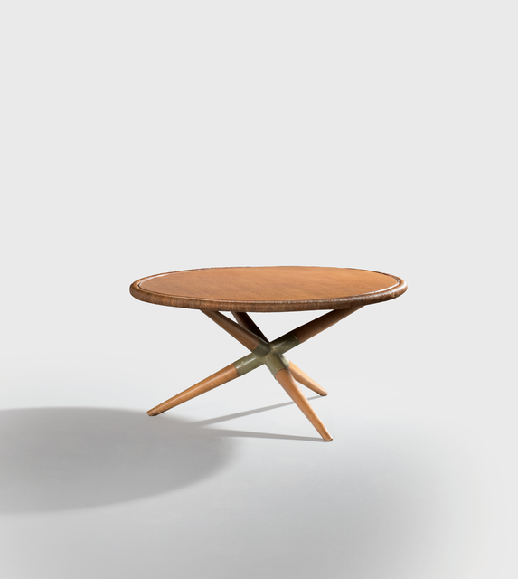 , 'Tripod Low Table,' ca. 1950, Demisch Danant