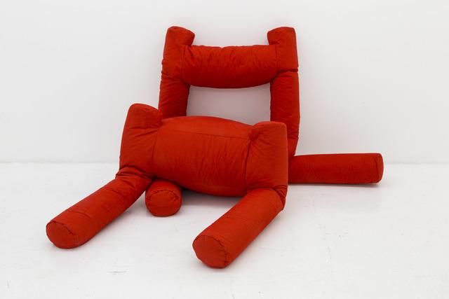 , 'Bean Bag Chair,' 2015, Nina Johnson