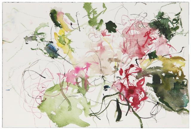 , 'Hotel Flowers, Nevis,' 2011, Lennon, Weinberg