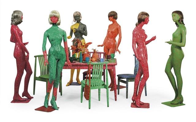 Yayoi Kusama, 'Self Obliteration', 1966-1974, M+