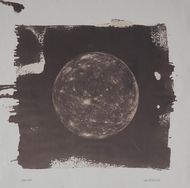 , 'Mercher - Mercury (Wednesday),' 2016, Cob