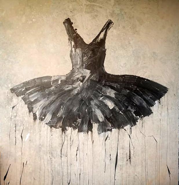 Ewa Bathelier, 'Interstellar black tutu'', 2019, Galleria Ca' d'Oro
