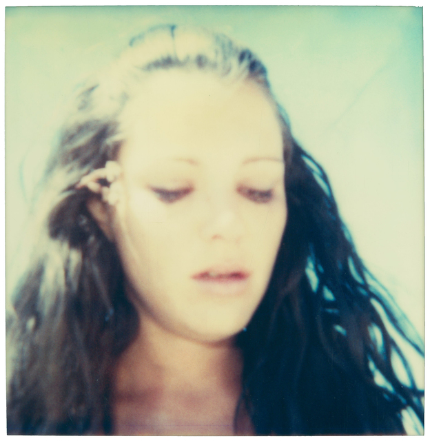 Stefanie Schneider, 'Pasolini - from Immaculate Springs - starring Jacinda Barrett', 1998, Photography, Analog C-Prints, hand-printed by the artist on Fuji Crystal Archive Paper, based on a Polaroid, not mounted, Instantdreams