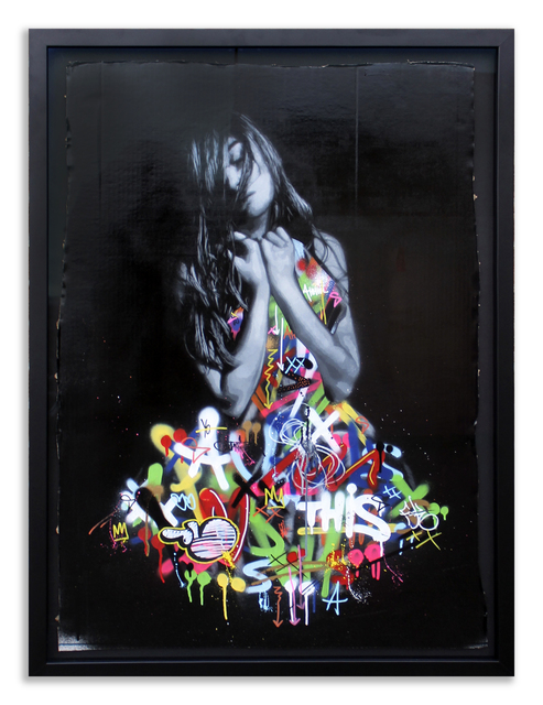 , 'Souls Apart (Collaboration with Martin Whatson),' 2015, StolenSpace Gallery