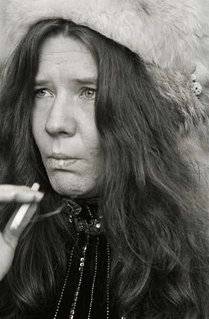 Linda McCartney, 'Janis Joplin, San Francisco', 1966, James Hyman Gallery