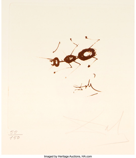 Salvador Dalí, 'Symbols Portfolio', 1970, Heritage Auctions