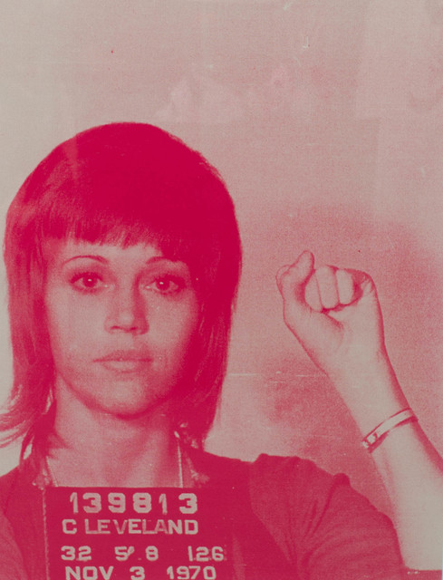 Russell Young, 'Jane Fonda, from PIG PORTRAITS', 2004, Gallery 32