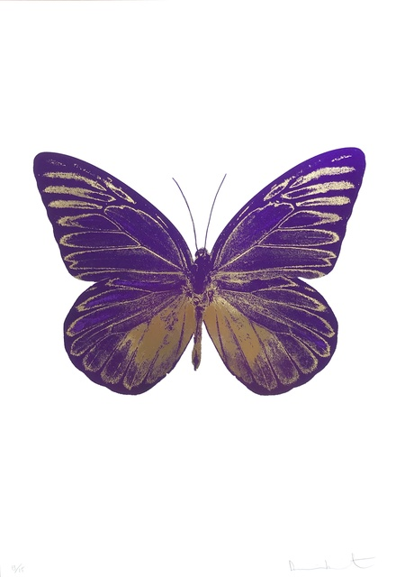 Damien Hirst, 'The Souls I, Imperial Purple Oriental Gold', 2010, Kunsthuis Amsterdam