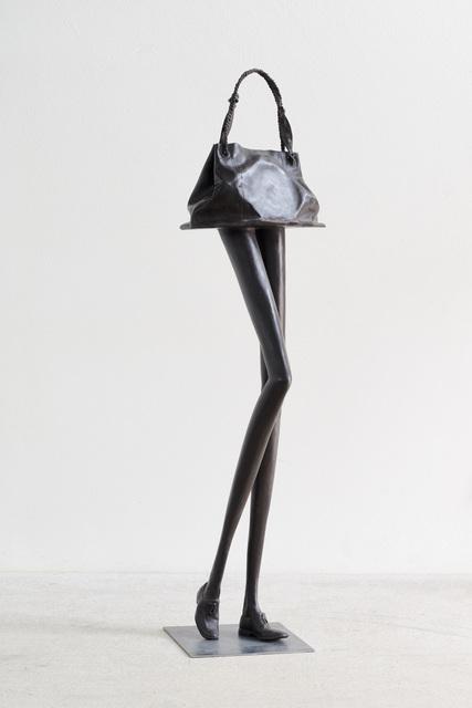 Erwin Wurm, 'Tall bag G', 2019, KÖNIG GALERIE