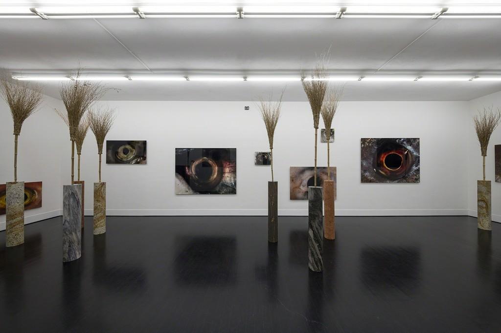 """Bruna Esposito, """"davvero"""", 2016, installation view at FL GALLERY - SPAZIO 22 Photo-credit: Antonio Maniscalco"""