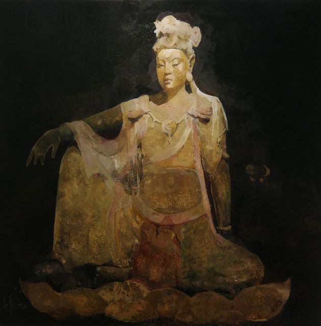 , 'Guanyin 观音,' 2018, Galerie Calderone