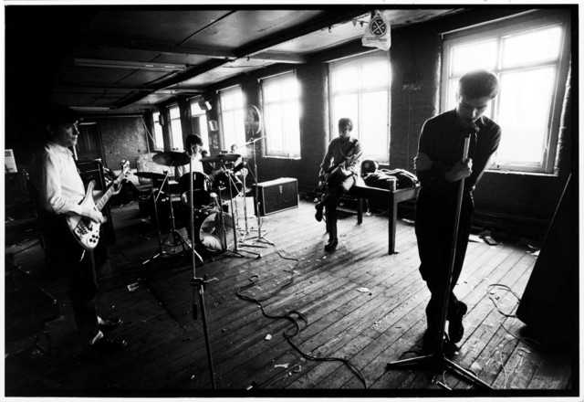 , '1.Joy Division, TJ Davidson's rehearsal room, Little Peter Street, Manchester, 19 August 1979,' 2006, Paul Stolper Gallery