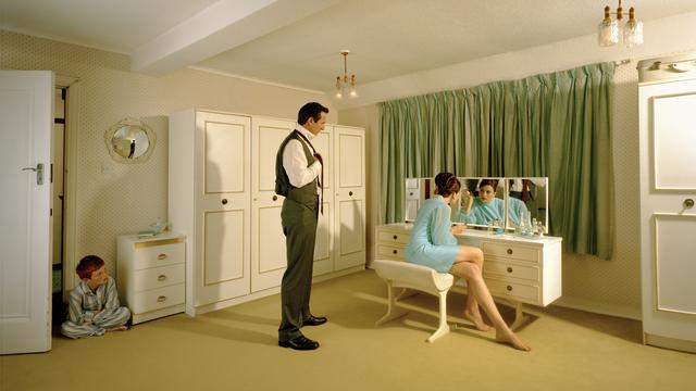 , 'The Blue Bedroom ,' 2008, Cynthia Corbett Gallery