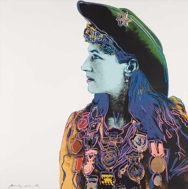 Andy Warhol, 'Annie Oakley', 1986, Zeit Contemporary Art