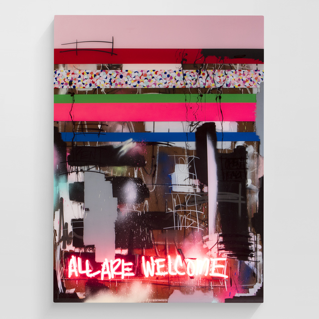 Jeremy Brown, 'Jeremy Brown, All Are Welcome', 2018, Oliver Cole Gallery