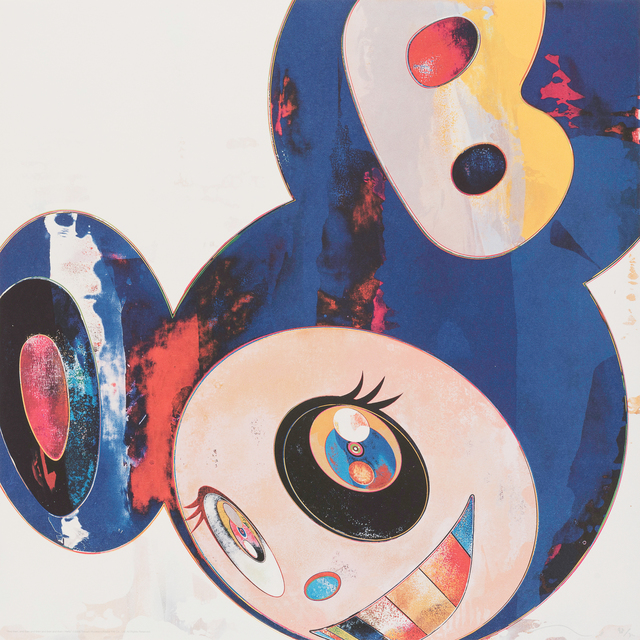 Takashi Murakami, ' And Then And Then And Then HELLO', 2008, Galerie Raphael