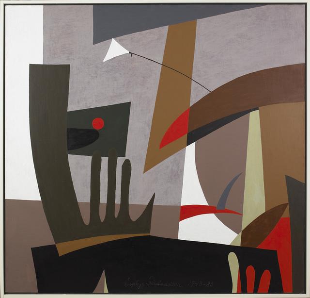 , 'Untitled,' 1943-1983, Vallarino Fine Art