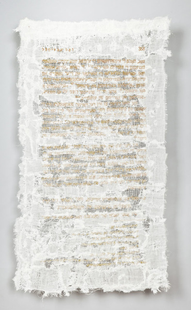 , 'Page 368 (Das Kapital),' 2013, Seager Gray Gallery