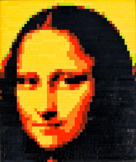 , 'Mona Lisa,' 2017, No Galerie