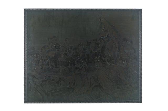 Kota Hirakawa, 'Trinitite – The Meeting of Gen.Yamashita and Gen.Percival', 2013, DYArt
