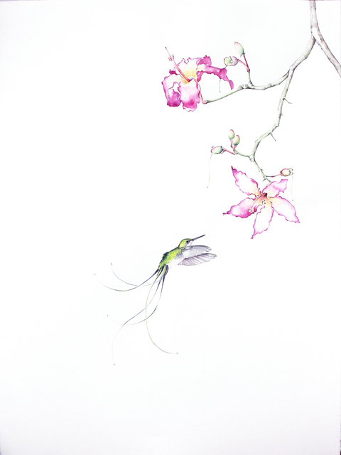 , 'Bird of Paradise 12,' 2015, Clark Gallery