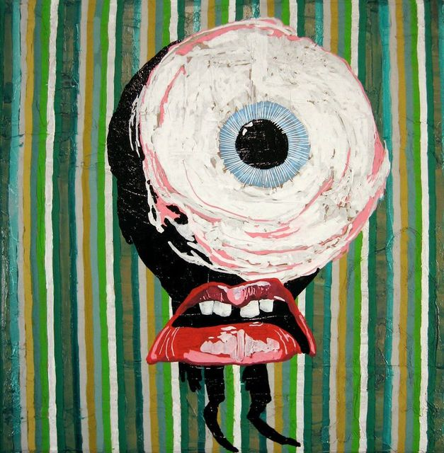 , 'The king,' 2015, Ro2 Art