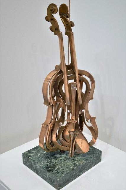 , 'Untitled (violin),' 1994, Verosa
