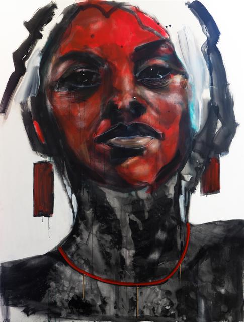 , 'Rheanna 4,' 2018, Bill Lowe Gallery