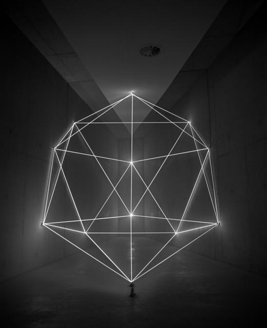 , 'Icosahedron,' 2014, Maerzgalerie