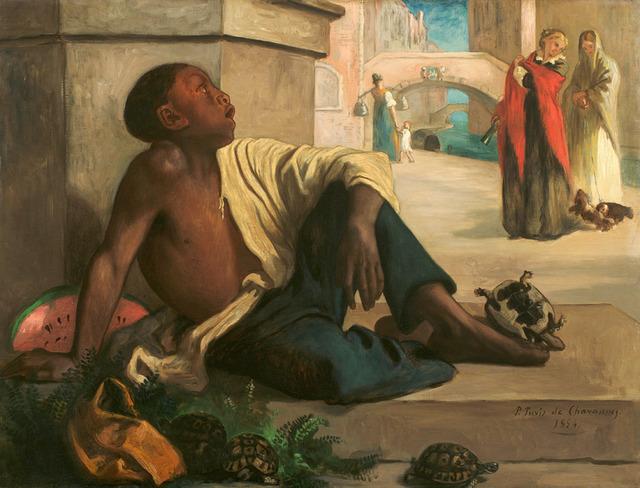 , 'Le Marchand de Tortues, à Venise,' 1854, Jack Kilgore & Co.