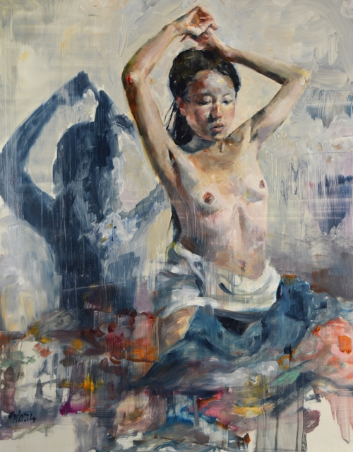 , 'Umbra,' 2016, Abend Gallery