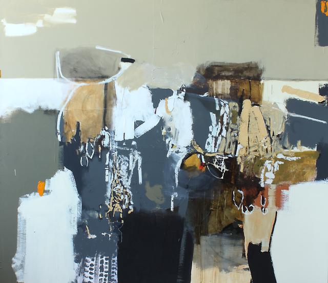 , 'Matières en mouvement 11,' 2017, Galerie de Bellefeuille