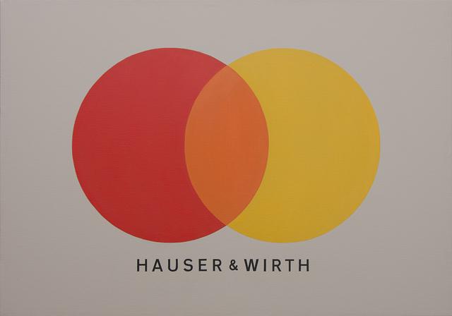 , 'Hauser & Wirth,' 2018, BWSMX