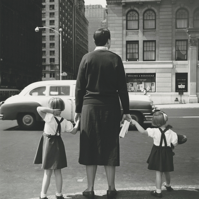 , 'Untitled, 1954, New York,' 1954, Art Gallery of Hamilton