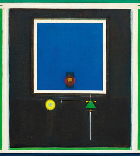 Hannatjie van der Wat, 'Abstract Composition', Strauss & Co