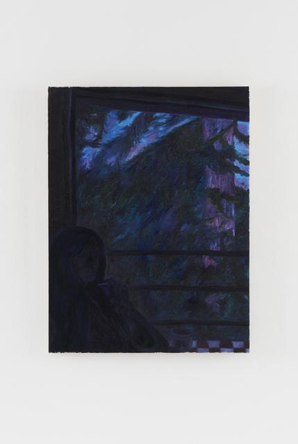 , 'Anna on our porch,' 2016, Klowden Mann