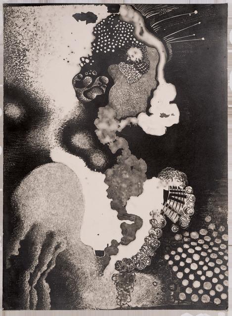 , 'Heliographic composition XLI,' ca. 1933, Olszewski Gallery