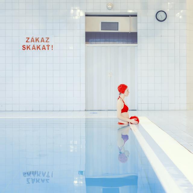Maria Svarbova, 'Red Ball 02', 2017, Gilman Contemporary