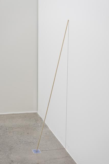, 'Duración Interna,' 2015, Galerija Gregor Podnar