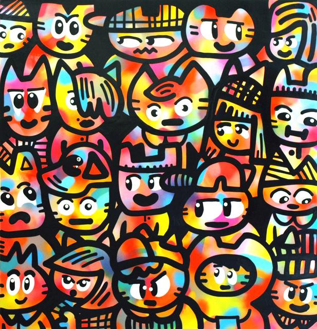 , 'Cha à Sourcils,' 2017, Galerie Art Jingle
