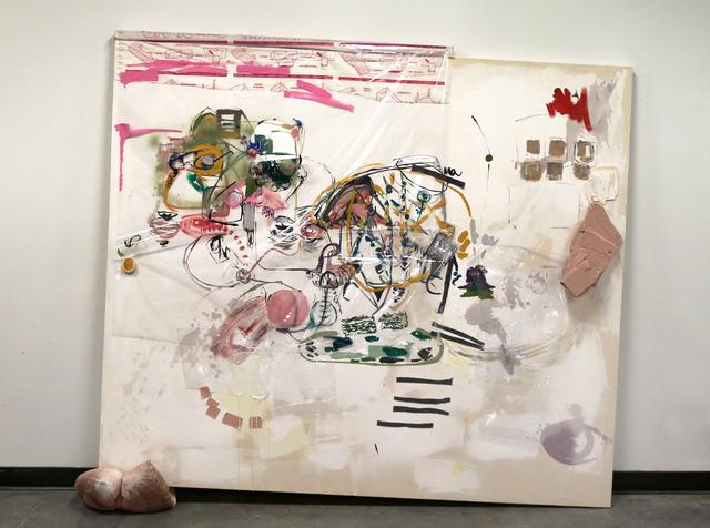, 'Keep It 100,' 2016, Jane Lombard Gallery