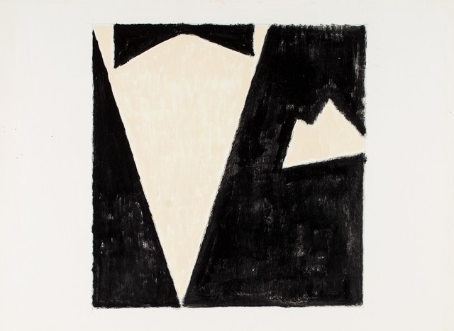 Sergio Lombardo, 'Smoking', 1961, Drawing, Collage or other Work on Paper, Enamel on card, Finarte