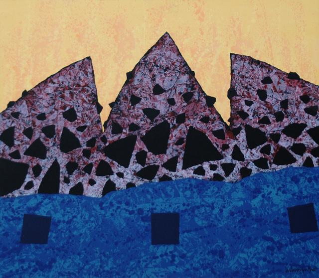 , 'Three-Headed Hill,' 2011, Museum of Modern Art Dubrovnik
